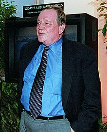 Richard Schickel in 2000.