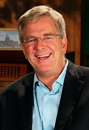 Rick Steves - Steves in 2013
