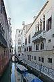 Rio della Pergola o Ca Pesaro verso Canal Grande Venezia.jpg
