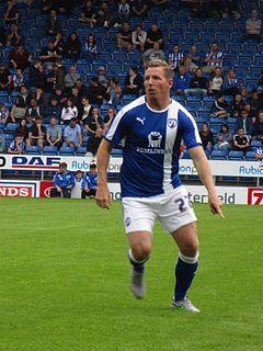 Ritchie Humphreys English association football player (born 1977)