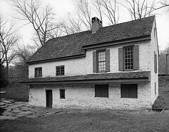 Historic RittenhouseTown - Rittenhouse homestead