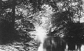 Francis Bedford (photographer) - River Elwy by Francis Bedford