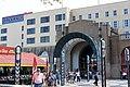 Riverwalk Shopping Mall Archway 2012.jpg