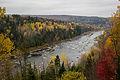 Rivière Chaudière près des rapides du Diable 01.jpg