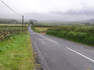 Ault, Northern Ireland Human settlement in Northern Ireland