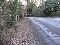 Road junction at the top of Westons Hill - geograph.org.uk - 1650103.jpg