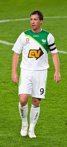 Fowler playing for North Queensland Fury. Robbie Fowler-Fury.jpg