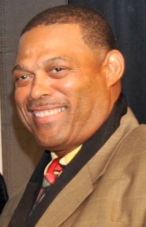 Jackson State University - Image: Robert Brazile Six Legends Reception 09 04 10