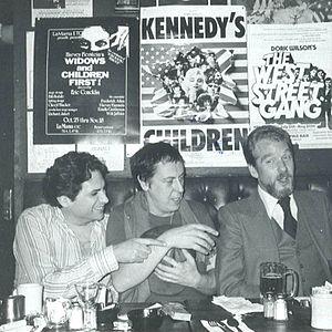 Robert Patrick (playwright) - Harvey Fierstein, Robert Patrick and Doric Wilson.