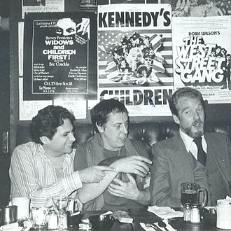 Robert Patrick (playwright) - Harvey Fierstein, Robert Patrick and Doric Wilson.