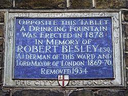 Robert besley