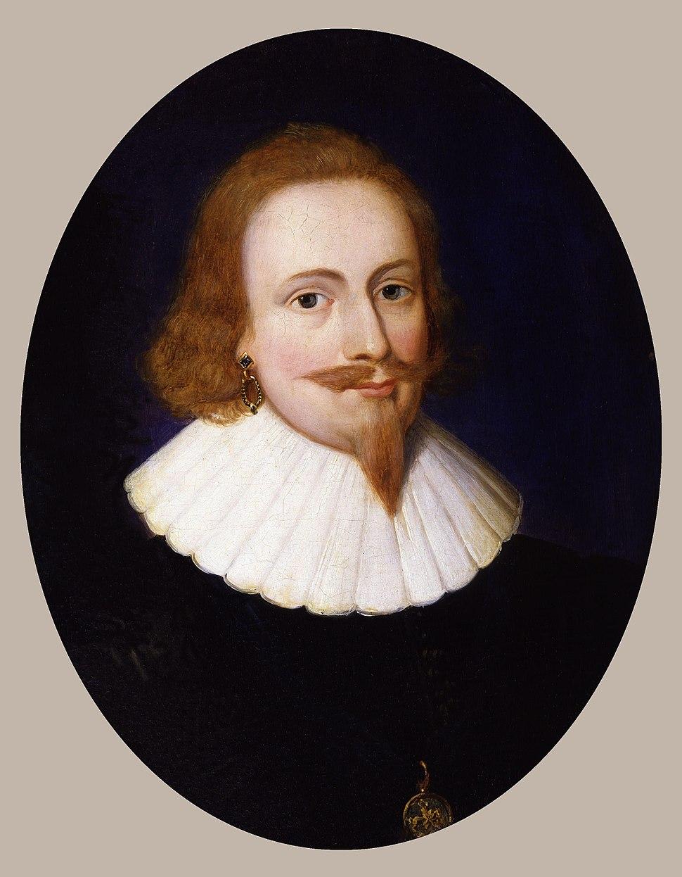 Robert Carr, Earl of Somerset by John Hoskins
