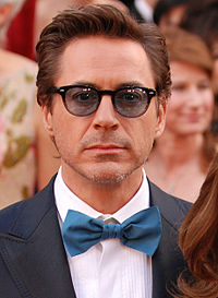Robert Downey, Jr. på Oscarsgalan 2010.
