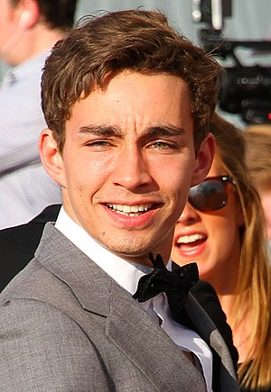 Robert Sheehan - Sheehan at the BAFTA Television Awards, London, May 2012