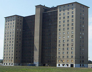 Robert Taylor Homes human settlement in Chicago, Illinois, United States of America