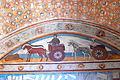 Rocca di Angera - Sala di Giustizia Fresko Astrologie Sommer 1.jpg