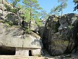 Rocks of Dovbush4-Ukraine-2011.JPG