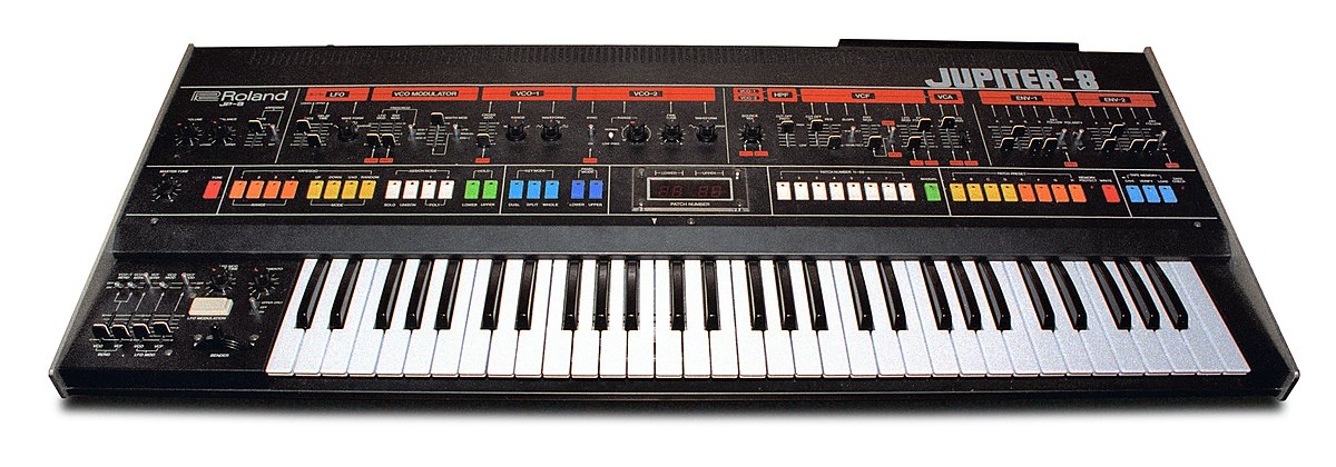 Roland Jupiter-8 Synth, 1983 (white bg).jpg