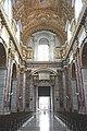 Rome, Santi Ambrogio e Carlo, inner view.JPG