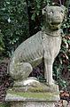 Romolo del Tadda, cane seduto, 1590 circa 01.JPG