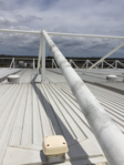 Roof of the International Freight Terminal at Brisbane Airport 02.TIF