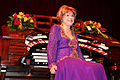 Rosa Rio at the Tampa Theatre Wurlitzer (May 2006).jpg
