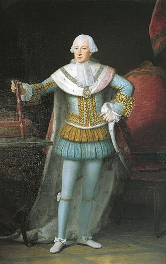 Counts and dukes of Savoy - Victor Amadeus III