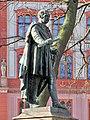 Rostock Bluecherdenkmal ohne Sockel 2011-02-12.jpg