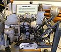 Rotax 582 snowmobile and aircraft engine - Hiller Aviation Museum - San Carlos, California - DSC03056.jpg