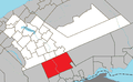 Routhierville Quebec location diagram.png