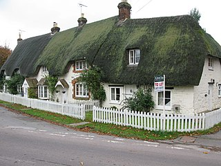 Broad Hinton Human settlement in England