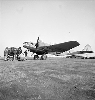 24 Squadron SAAF - Image: Royal Air Force Operations in the Middle East and North Africa, 1939 1943. CM1326