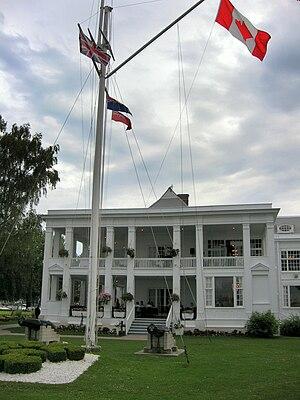 Royal Canadian Yacht Club - Image: Royal Canadian Yacht Club