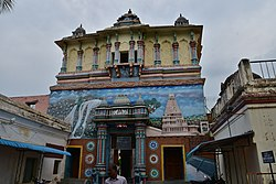 Royal Palace, Thanjavur, 16th cent and later (4) (37240234760).jpg