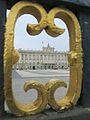 Royal Palace of Madrid Main Gate Fence Gold Decoration at Main Entrance myspanishexperience com.jpg