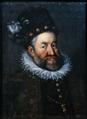 Rudolf II. Porträtt, ca 1600 - Skoklosters slott - 5117.tif