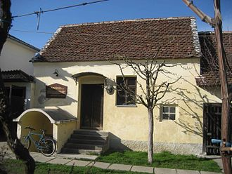 Rudolf Steiner - The house where Rudolf Steiner was born, in present-day Croatia