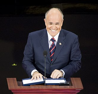 2008 Republican National Convention - Rudy Giuliani