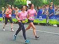 Running sportswomen during ladiesrun Rotterdam.jpg