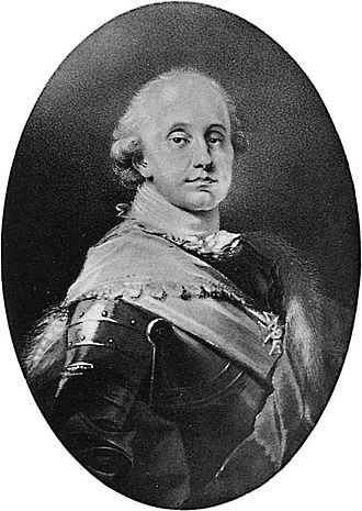 Invasion of Jersey (1779) - Prince of Nassau-Siegen, who led the invasion.