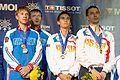Russia podium 2013 Fencing WCH SMS-EQ t220556.jpg