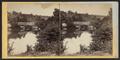 Rustic Bridge, near the 8th Avenue, by T. C. Roche.png
