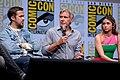 Ryan Gosling, Harrison Ford & Ana de Armas (35809513410).jpg
