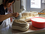 Sèvres - Plâtre - fabrication d'un moule 050.jpg