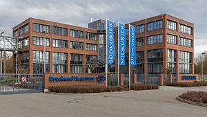 Südkurier - Image: Südkurier Druckerei Konstanz MG 3483