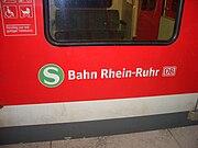 S-Bahn Rhein-Ruhr