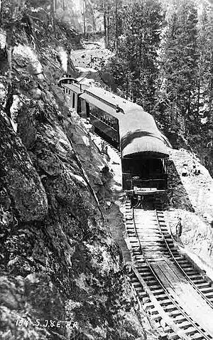San Joaquin And Eastern Railroad Wikipedia