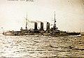 SMS Erzherzog Karl, July 29, 1914, Austrian battleship (31233845262).jpg