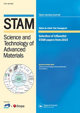 Image illustrative de l'article Science and Technology of Advanced Materials