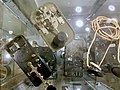 STAY BEHIND Misc CIA MI6 communication intelligence equipment Telegraph keys etc Etterlatt spionutstyr fra kurs på Torås Fort Færder militærhistoriske museum Military History Tjøme Norway 2021-08-29 IMG 9081.jpg
